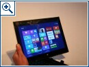 Intel Referenz-Design für Tablet-Ultrabook