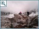 Google Maps in den Bergen