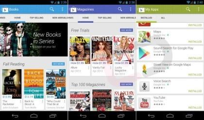 Google Play 4.0