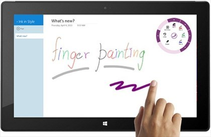 Windows 8: OneNote-Update