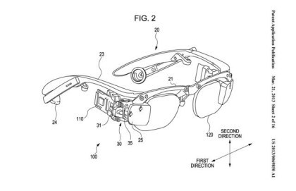 Sony Patent Glass