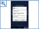 Facebook Home Screenshots - Bild 1