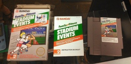 Nintendo Stadium Events Rarität/Schnäppchen