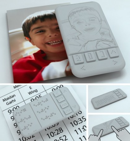 Braille-Smartphone