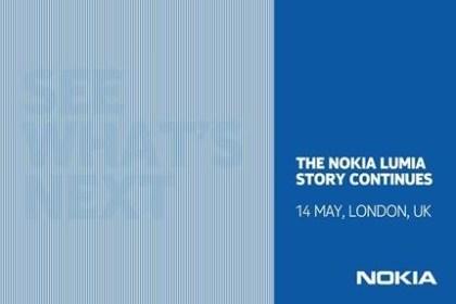 Nokia Lumia Event London 14. Mai