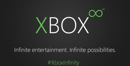 Xbox 3: Name 'Xbox Infinity'?