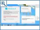 """Windows 8.1 (""""Blue"""") - 9385"""