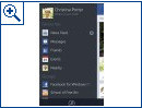 Facebook für Windows Phone 8 in der Beta-Version