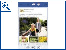 Facebook für Windows Phone 8 in der Beta-Version - Bild 3