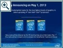 "Intel ""Haswell"" Grafik-Präsentation"