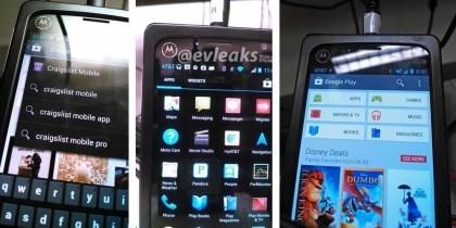 Motorola X Phone - Leak
