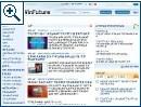 Bing-Translator: WinFuture.de auf Klingonisch