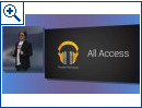 Google Music All Access