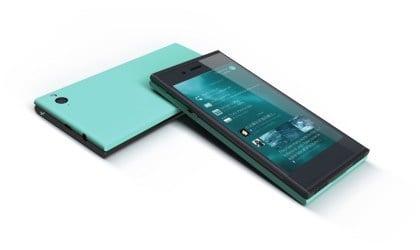 Jolla Sailfish OS Smartphone