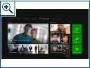 Xbox One Oberfläche