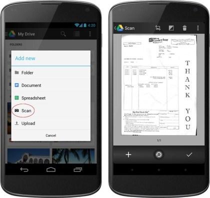 Google Drive: Update 1.2.182.25
