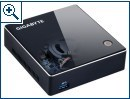 Gigabytes Mini-Desktop-PC namens Brix