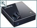 Gigabytes Mini-Desktop-PC namens Brix - Bild 1