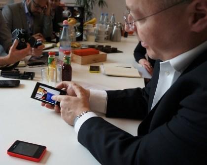 Interview Stephen Elop