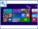 Windows 8.1: Offizielle Microsoft-Screenshots - Bild 1