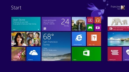 Windows 8.1: Offizielle Microsoft-Screenshots