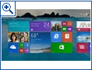 Windows 8.1: Offizielle Microsoft-Screenshots - Bild 2