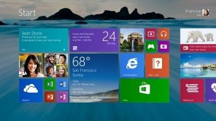 Windows 8.1: Offizielle Microsoft-Screenshots