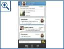 Blackberry-Messenger für iOS und Android