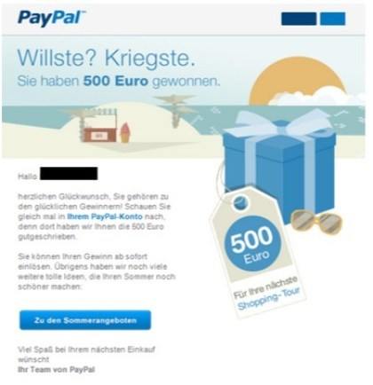 Paypal Gewinn
