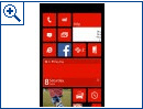 "Windows Phone ""Blue"" Build 12084 - Bild 1"