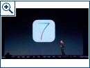 iOS 7 - Bild 1