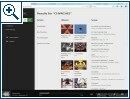 App für Xbox Music unter Windows 8.1
