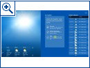 Wetter-App unter Windows 8.1