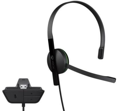 Xbox One: Microsoft-Zubehör-Headset