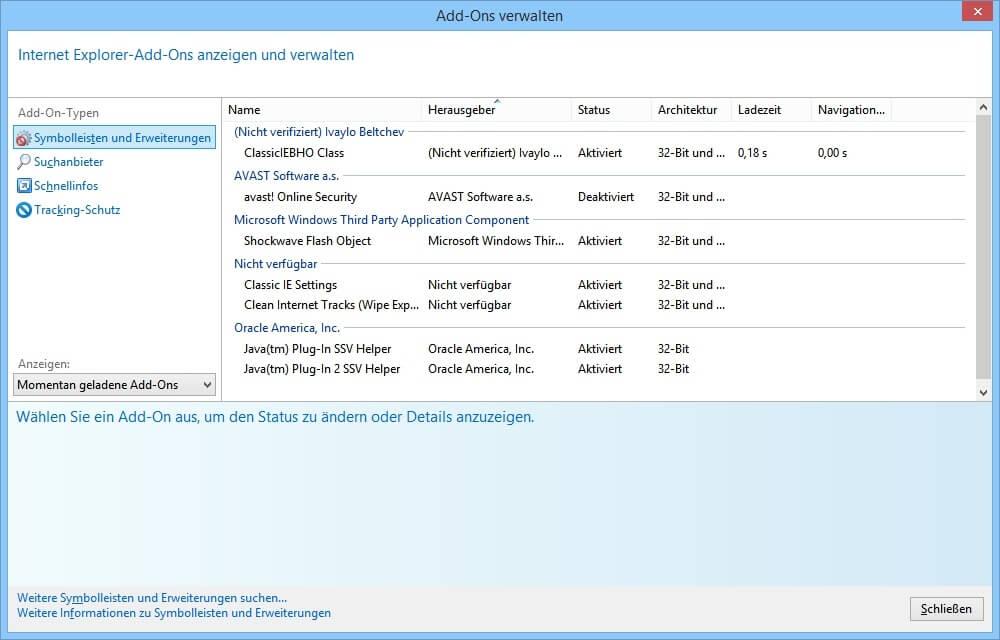 Internet Explorer 11 (Windows 7 SP1) - Web-Browser Download
