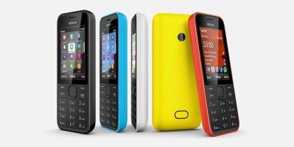 Nokia 207 und 208