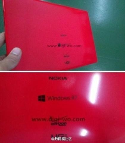 Nokia Windows RT Tablet Prototyp