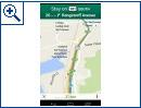 Neue Google-Maps-App f�r Android