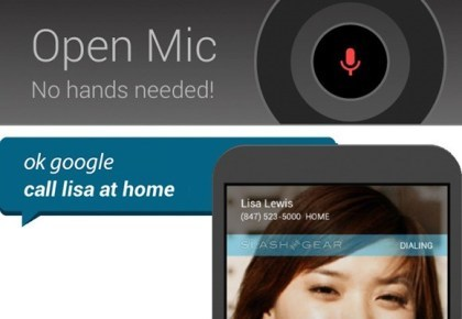Google Android Open Mic