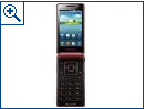 Klapphandy im Jahr 2013: Samsungs Galaxy Folder