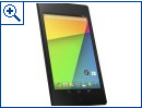 Neues Google Nexus 7