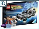 Lego 21103 Back To The Future Set