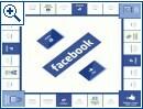 Facebook als Brettspiel