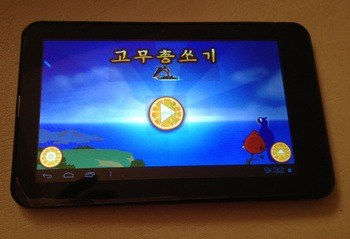 Nordkoreanisches Tablet