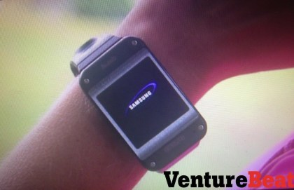 Smartwatch Samsung Galaxy Gear