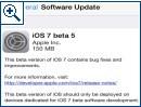 Apples iOS 7 in der Beta 5 - Bild 4