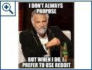 Meme-Heiratsantrag auf Reddit