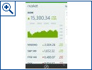 Windows Phone: Bing Finanzen