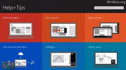 Windows 8.1 Build 9471