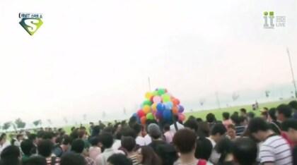 Verletzte bei PR-Aktion von LG
